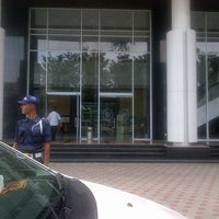 Photo taken at Badan Pengawasan Mahkamah Agung - RI by Ratih Listyana C. on 1/2/2013