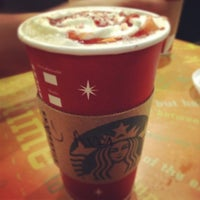 Photo taken at Starbucks by Ana M. on 12/17/2012