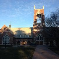 Photo taken at University of Richmond by Matt S. on 2/2/2013