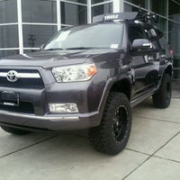 Photo taken at Wilsonville Toyota-Scion by Carl E. on 3/27/2013