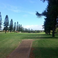 Photo taken at Pukalani Country Club by Wayde T. on 6/2/2013