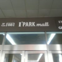 Photo taken at I'Park Mall by Jeremius I on 10/27/2012