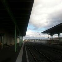 Photo taken at Gare SNCF de Cognac by Genna K. on 11/10/2013