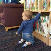 Photo taken at San Carlos Library by Olga S. on 6/17/2015