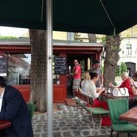 Photo taken at Trafó Café by Dezső N. on 5/4/2013