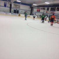 Photo taken at Clearwater Ice Arena by Hattycakes H. on 4/5/2014