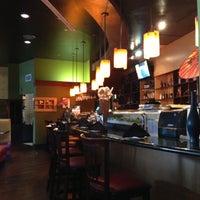 Photo taken at Ari Sushi by Quinn R. on 9/29/2012