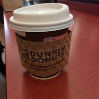Photo taken at Dunkin' Donuts by Carla A. on 4/18/2014