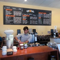 Photo taken at Philz Coffee by Victor T. on 4/17/2013