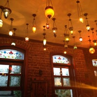 Photo taken at Nev-i Cafe by Fatma O. on 6/30/2013