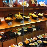 Photo taken at Akasaka Sushi by Salvador H. on 10/1/2012