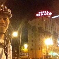 Photo taken at Hotel De Anza by 'Johnson Rualo H. on 10/3/2012