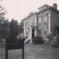 Photo taken at Mansion Inn by Chris W. on 9/6/2014