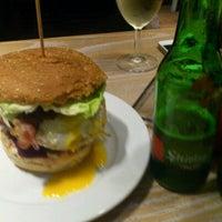 Photo taken at Gourmet Burger Kitchen by Poorboy N. on 11/7/2012