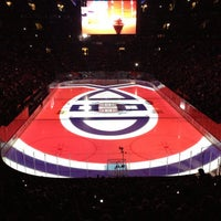 Photo taken at Bell Centre by Bob S. on 3/31/2013