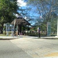 Photo taken at Parque Subteniente López by Tete M. on 11/8/2012