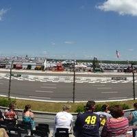 Photo taken at Pocono Raceway by Eddie M. on 6/9/2013