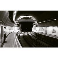 Photo taken at Wapping London Overground Station by andrew_sf on 8/16/2015