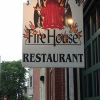 Photo taken at The Fire House Restaurant by Barry L. on 5/18/2013