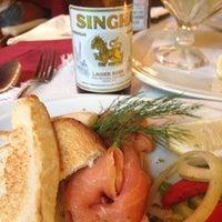 Photo taken at Karlsson Restaurant & Steakhouse by Стас К. on 5/6/2013