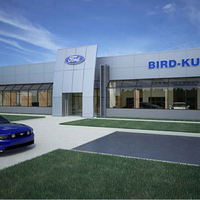 Photo taken at Bird Kultgen Ford by Bird K. on 6/18/2014