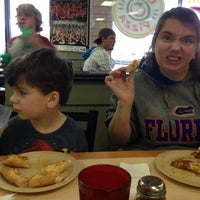 Photo taken at Cicis by Mike S. on 2/23/2013