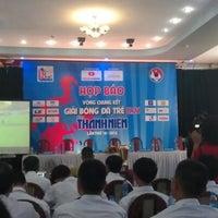 Photo taken at Ninh Thuận Hotel by Đức C. on 9/24/2012