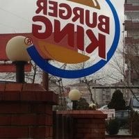 Photo taken at Burger King by Sinem K. on 2/9/2013