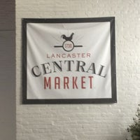Photo taken at Lancaster Central Market by Vicki S. on 3/5/2013