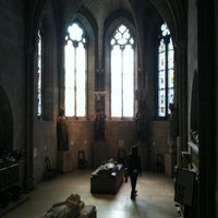 Photo taken at The Cloisters by Aubrey A. on 2/18/2013