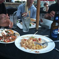 Photo taken at Samuel's Sports Bar & Tavern by Ashley G. on 9/22/2012