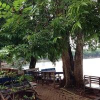 Photo taken at Kampung betawi situ babakan by Ananto on 12/15/2014