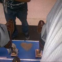 Photo taken at Luz's Shoe Repair by Vicario Brensley P. on 3/5/2013