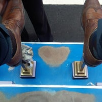 Photo taken at Luz's Shoe Repair by Vicario Brensley P. on 9/18/2013