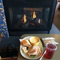 Photo taken at Panera Bread by Jennifer M. on 12/21/2014