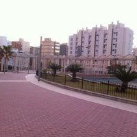Photo taken at Plaza Mayor by GYM PLAZA C. on 3/10/2013