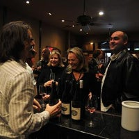Photo taken at Noir Food & Wine by Richard F. on 1/10/2013