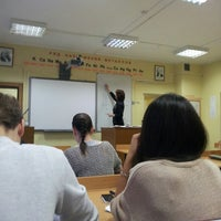 Photo taken at Школа №1106 by Александр А. on 2/21/2013