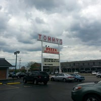 Photo taken at Tommy's Pizza by Sara R. on 5/3/2014