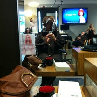 Photo taken at Lux Salon by Denise G. on 8/24/2013