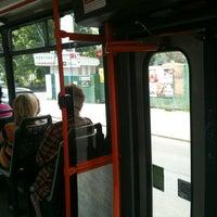 Photo taken at Bohemians (tram, bus) by nelen on 5/8/2013