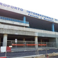 Photo taken at Palermo Airport (PMO) by Antonino Alberto C. on 12/18/2012