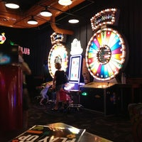 Photo taken at Dave & Buster's by Julie K. on 6/26/2013
