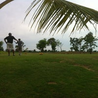 Photo taken at Dancoon Golf Club by Thetepornn T. on 5/5/2013