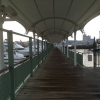 Photo taken at NY Waterway Ferry Terminal Edgewater by Andrew L. on 6/28/2013
