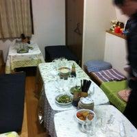 Photo taken at 四万十 by えいとー み. on 11/28/2012
