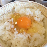 Photo taken at すき家 14号習志野谷津店 by ぺんたく on 6/21/2013
