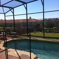 Photo taken at Encantada Resort Kissimmee by Nacho R. on 10/31/2012