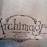 Photo taken at Archimage by Lindsay on 6/5/2016
