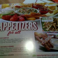 Photo taken at Applebee's by Nick L. on 1/31/2013